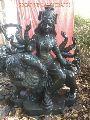 Black Granite Devi Durga