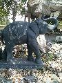 Garden Elephant Statue