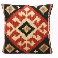 Hand Woven Kilim Design Cushion Cover