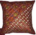 Traditional Embroidery USA Pillow Cushion Covers