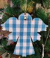 Fabric Printed Christmas Hanging .