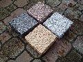 Granite Driveway Cobblestone