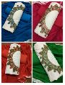LADY HAND WORK DRESS MATERIAL