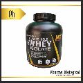 Classic Gold Whey Isolate Powder