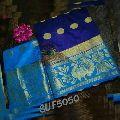 India Pakistani Row Silk Saree