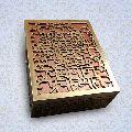 Metal Mantra Storage Box