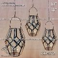 Hanging Glass Lamps