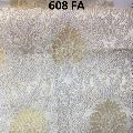 Metallic Feather Garment Fabric