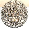 Crystal Hanging Ball Globe