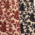 La\'ethnic Kalamkari Print fabric