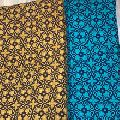 La'ethnic Chanderi print fabric