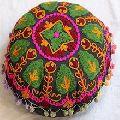 Handmade Embroidered Suzani Cushion Cover