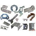 Custom Sheet Metal Aluminum Stamping Parts