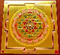 Gold Shree Yantra