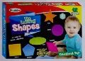 Magnetic Learning Shapes