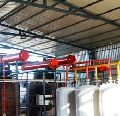 lubricating oil recycling plant