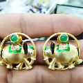 Designer Bronze Earrings