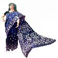 KANTHA STITCH HAND STITCH ART SILK SAREE