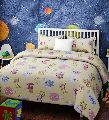 Printed Cotton Kids Bed Sheets