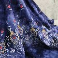 Rayon Printed Curtain Fabric