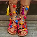 Handmade Ladies Attractvie Stylish Leather Sandal