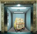 Machine Room Less Freight Elevator