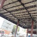 Petrol Pump Prefabricated Canopy