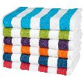 Cotton Terry Beach  Towels