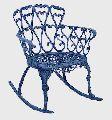 Aluminium Rocker Cast Chair