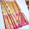 Pure Kanchipuram Bridal Silk Saree