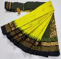 Uppada Silk Cotton Saree