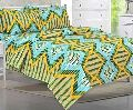 Cotton Green Double Bed Sheet