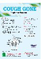 Cough Gone Poultry Feed Supplement