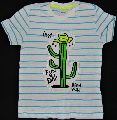 Boys Yarn Dyed T-Shirt
