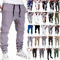 Mens Cotton Track Pants