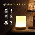 Portable Touch Lamp Bluetooth Speaker