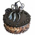 Tropical Chocolate Cake