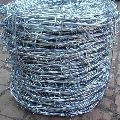 Mild Steel Barbed Wire Fencing