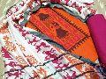 Cotton Printed Designer Suits