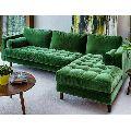 Pillow Back Sofa Set
