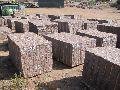 Brown Granite Block