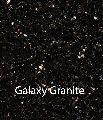 Galaxy Black Granite Slab