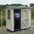 security gaurd cabine