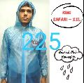 King Mens PVC Raincoat