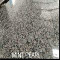 Mint Pearl Granite Slab