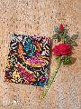 Fancy Kantha Embroidered Silk Saree