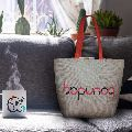 Brown Premium Quality Organic Jute Shopping Bag