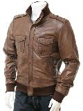 Mens Leather Jacket 03