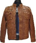 Mens Leather Jacket 04