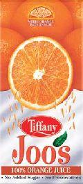Real Fruit Juices (Orange)